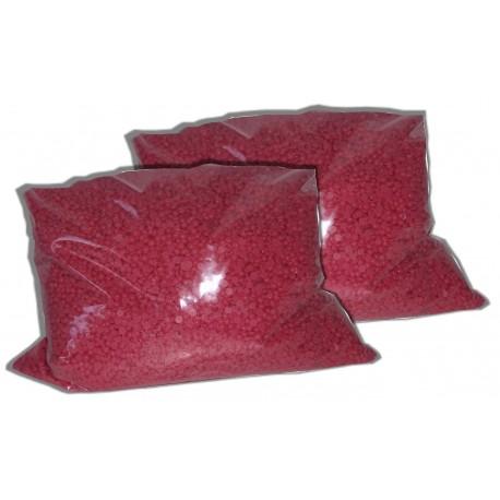 Rose - 2 kg Perles cire chaude