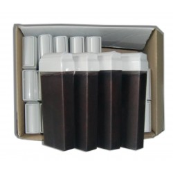 Pack 24 x 100 ml - Cire à épiler - Fruits rouges