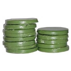 Galets cire à épiler traditionnelle 200g - Verte