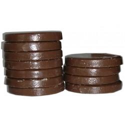 CHOCOLAT - 200g Galets de cire à épiler traditionnelle