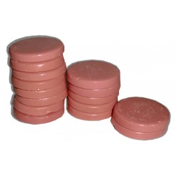 Galets de cire Pelable - ROSE 1 kg