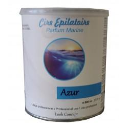 AZUR - Pot 800 ml de cire à épiler jetable