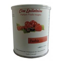 FUSHIA - Pot 800 ml de cire à épiler pour une utilisation avec des bandes