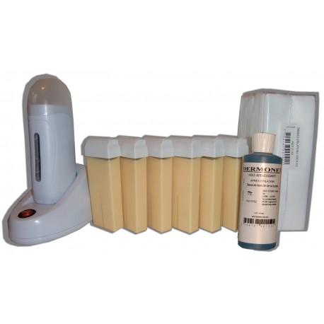 Nacrée - NEO - Kit épilation 6 x 100ml cire hypoallergénique