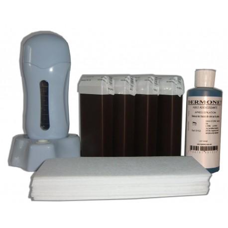 Chocolat - SEO - Kit épilation 4 x 100ml
