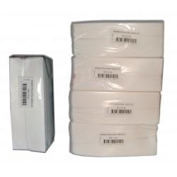 Lot de 5 paquets de 250 bandes lisses non-tissées - Utilisation avec la cire à épiler