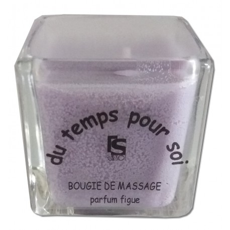 Figue de barbarie - 60 g - Bougie de massage