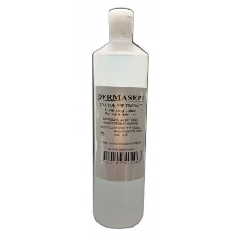 Lotion pré-épilatoire - Flacon de 500 ml
