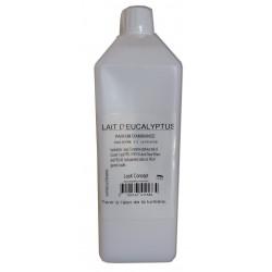Eucalyptus. Lait d'ambiance, 1 litre pour diffuseur automatique au hammam