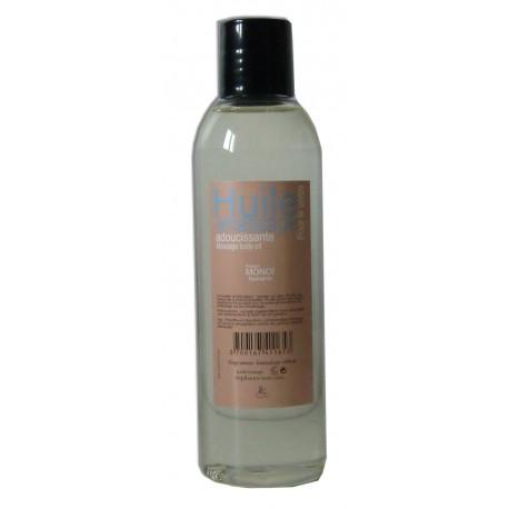 Adoucissante - Monoï - huile de massage - 200 ml