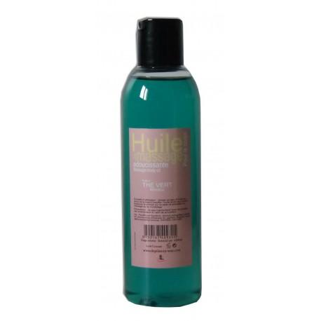 Plume de Thé - 200 ml - Huile de massage