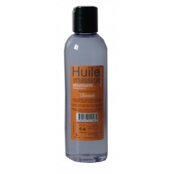 Huile adoucissante de massage parfumée à la Lavande, format de poche 200 ml