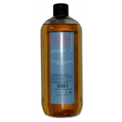 Huile de massage relaxante. Cannelle, Orange