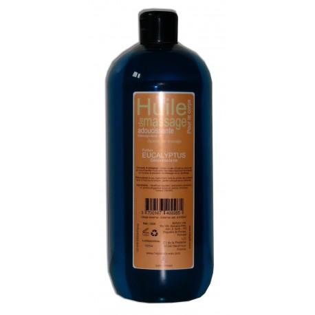Décontractante parfum Eucalyptus - Huile de massage