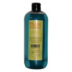 Menthol - Huile de massage adoucissante 1 litre