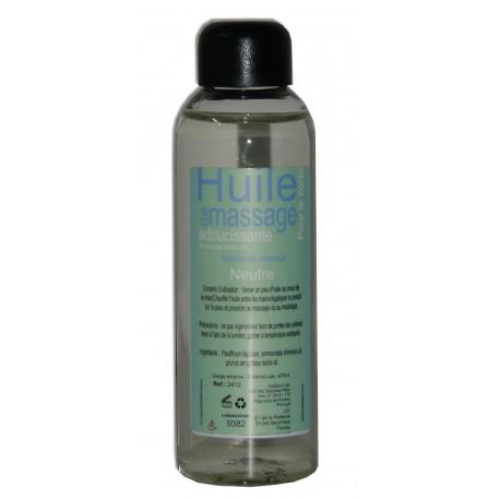 Huile de massage PRO - Neutre - 75 ml