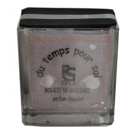 Bougie de massage Chocolat - 210 g