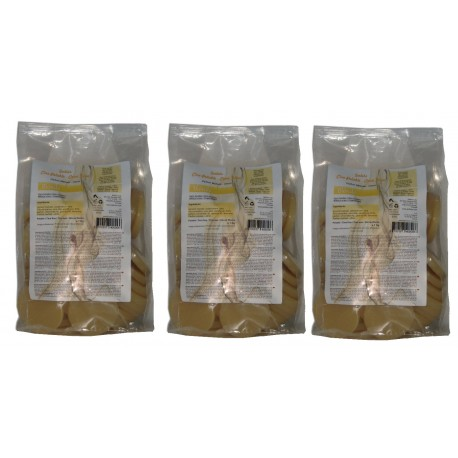 Lot de 3 kg de cire pelable en galets
