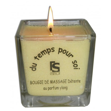 Bougie de massage Ylang Ylang - 210 g