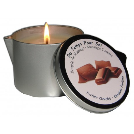 Chocolat 150 g - Bougie de massage