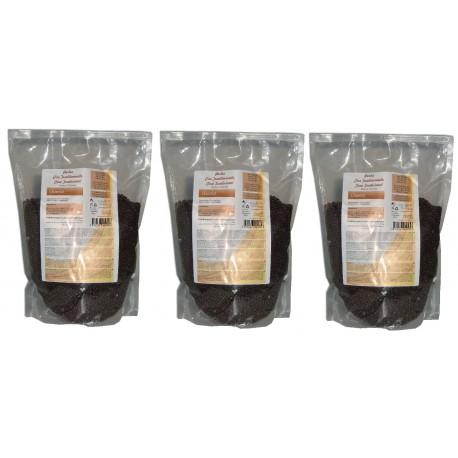 3 kg Perles de cire à épiler - CHOCOLAT