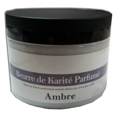 Pour les peaux sèches, Beurre de karité 150 ml