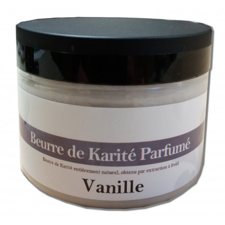 Beurre de karité pour le soin des peaux sèches