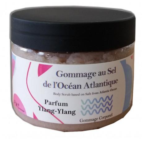 Ylang-Ylang - Sel de gommage corps - 200 g