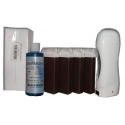 Chocolat - SOLOR - Kit 4 x 100ml - 250 bandes
