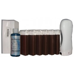 Chocolat - SOLOR - Kit 6 x 100ml - 250 bandes