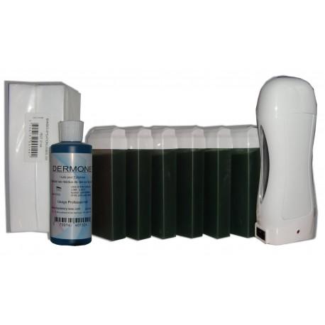 Chlorophylle - SOLOR - Kit 6 x 100ml - 250 bandes