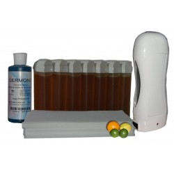 Agrumes Miel - SOLOR - Kit 7 x 100 ml - 100 bandes