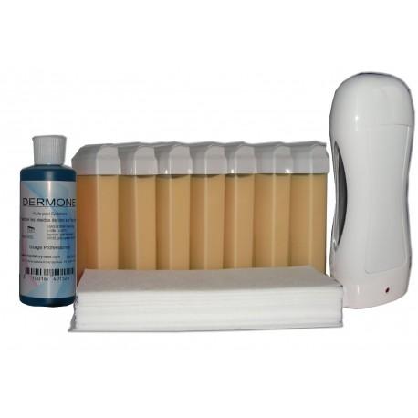 NACREE - Kit SOLOR 7 x 100 ml - 100 bandes