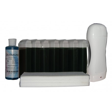 CHLOROPHYLLE - Kit SOLOR 7 x 100 ml - 100 bandes