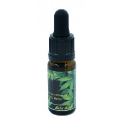 Cannabidiol CBD 10 % pour massage, flacon de 10 ml