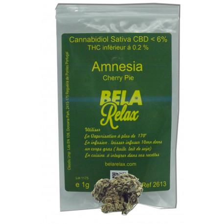 direct coffe shop Amnesia sachet d'un gramme pour tester