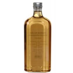 Chocolat - 500 ml - huile de massage adoucissante
