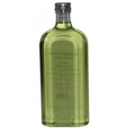 Plume de thé - 500 ml -Huile de massage adoucissante