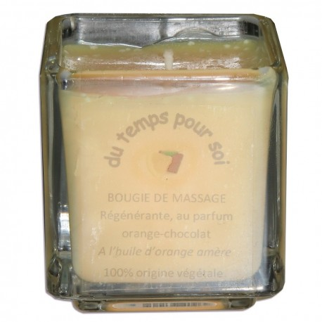 Orangette - 60 g - Bougie de massage