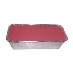 Barquette cire à épiler traditionnelle - Rose - 1000 ml