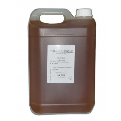 Adoucissante Chocolat - Huile de massage - 5 L