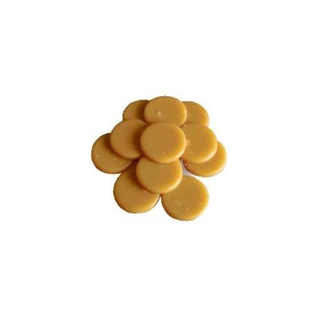 cire chaude jaune
