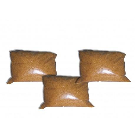 3 kg - Perles de cire à épiler - Jaune