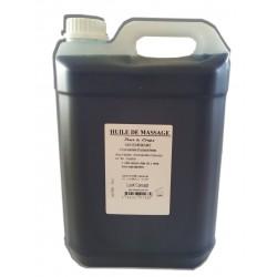 Huile de massage - 5 litres eucalyptus