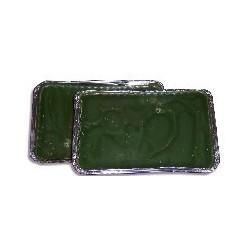Barquette de cire à épiler traditionnelle - Verte