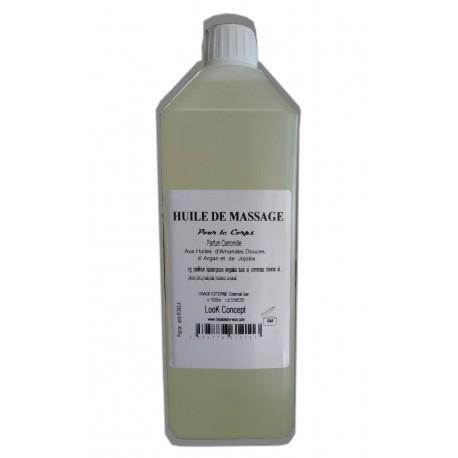 Camomille - Huile de massage - 1 litre