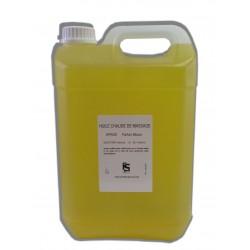 Monoï - Chaude - 5 litres - Huile de massage