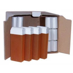 Pack 24 x 100 ml - Cire à épiler - Miel