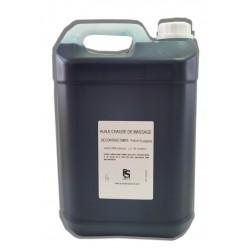 Huile de massage Eucalyptus - Chaude - 5 litres