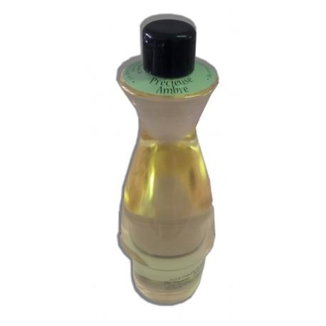 Huile de massage ambre - Chaude - 500 ml